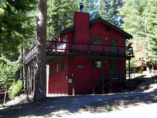 Casa Unifamiliar por un Venta en 601 Agate Road 601 Agate Road Carnelian Bay, California 96140 Estados Unidos
