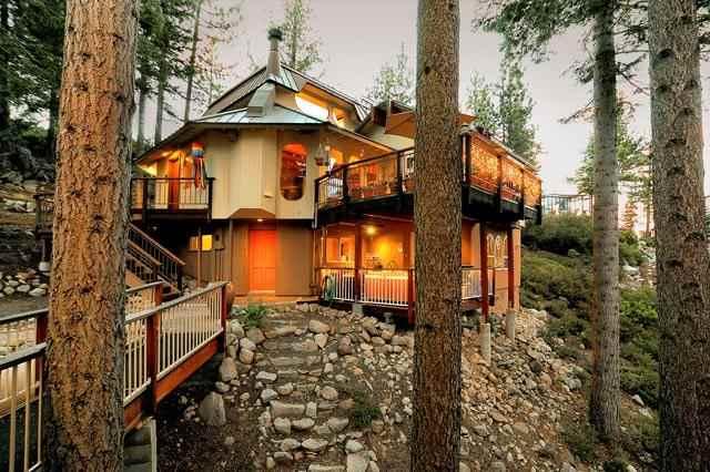Single Family Home for Active at 287 Cedar Ridge Drive 287 Cedar Ridge Drive Meeks Bay, California 96142 United States