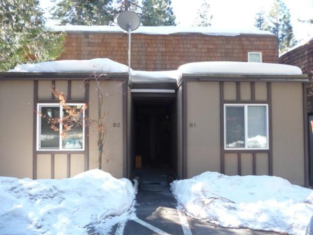 公寓 / 联排别墅 为 销售 在 3115 North Lake Boulevard 3115 North Lake Boulevard 塔霍湖城, 加利福尼亚州 96145 美国