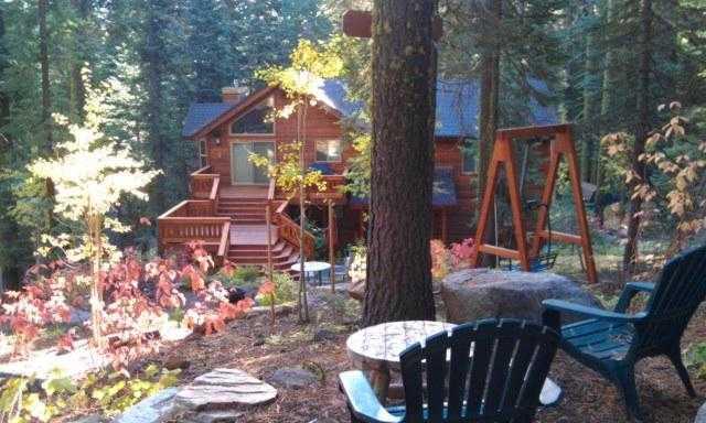 独户住宅 为 销售 在 4160 Madrone Avenue 4160 Madrone Avenue 霍姆伍德, 加利福尼亚州 96141 美国