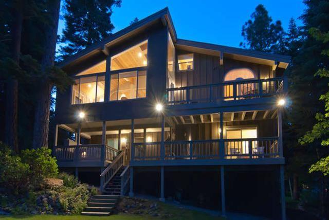 Casa Unifamiliar por un Venta en 910 Carnelian Circle 910 Carnelian Circle Carnelian Bay, California 96140 Estados Unidos