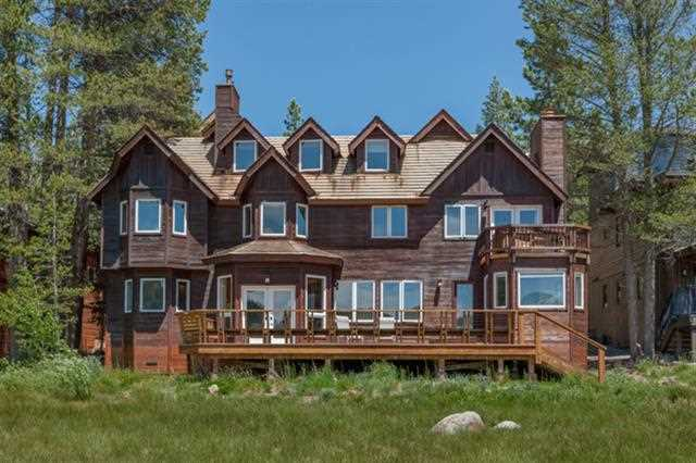 独户住宅 为 销售 在 11508 Bennett Flat Road 11508 Bennett Flat Road 特拉基, 加利福尼亚州 96161 美国