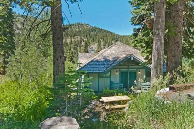 Single Family Home for Active at 1112 Snow Crest Road Alpine Meadows, California 96146 United States
