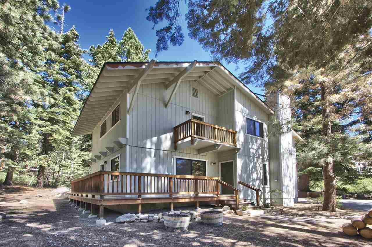 独户住宅 为 销售 在 583 Lucille Drive Incline Village, 内华达州 89451 美国