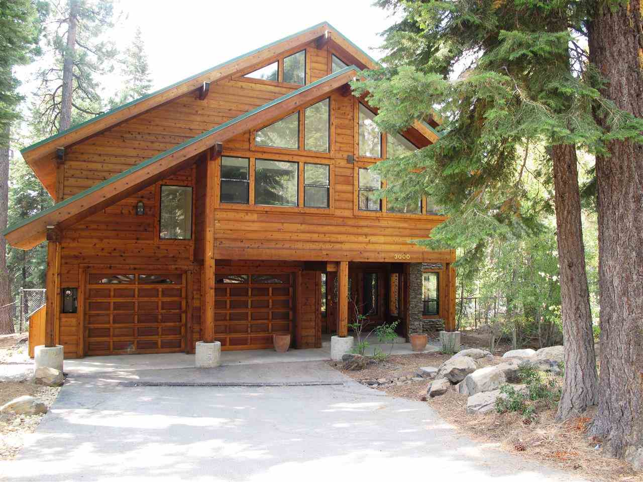 Casa Unifamiliar por un Venta en 3000 Polaris Road 3000 Polaris Road Tahoe City, California 96145 Estados Unidos