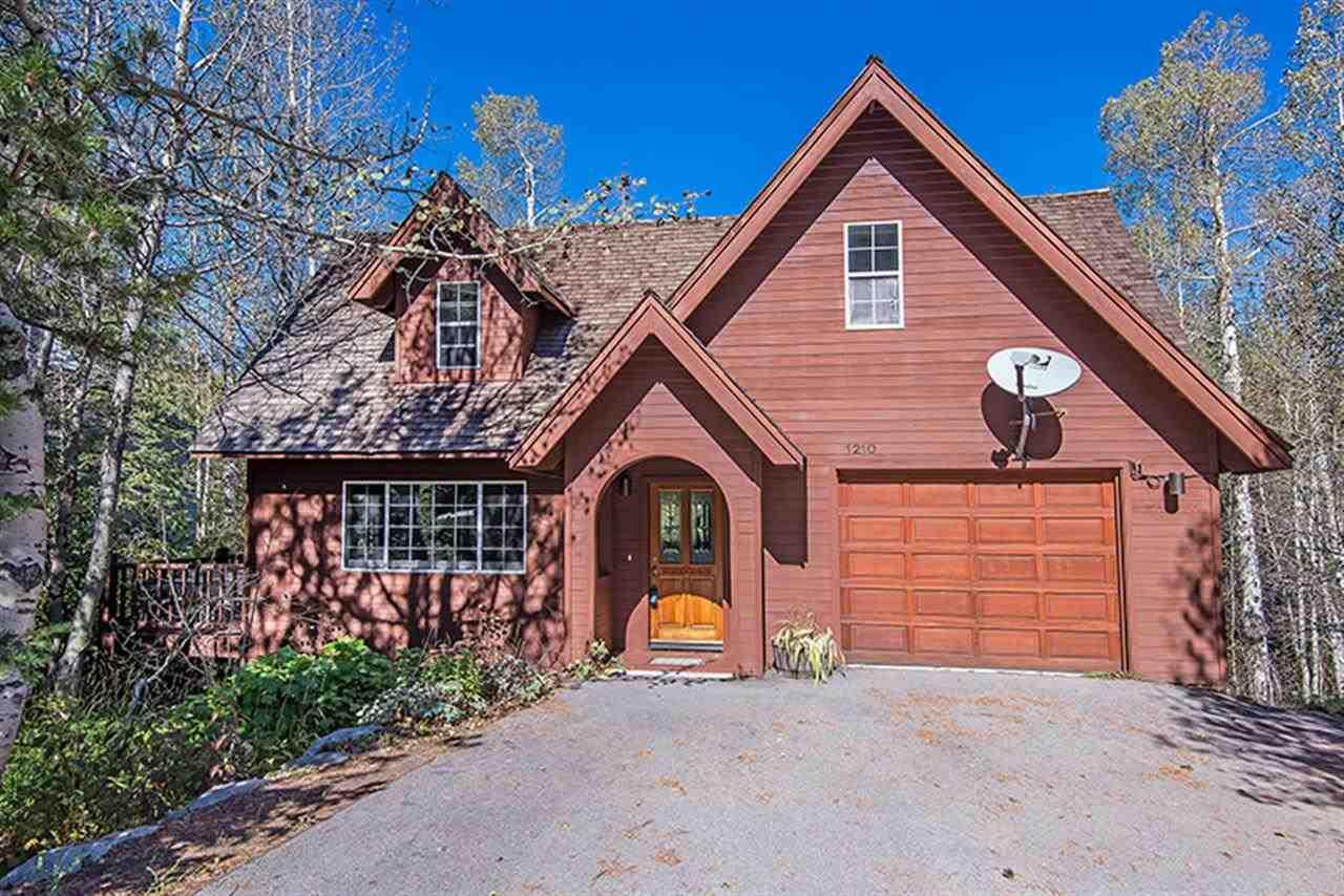 Casa Unifamiliar por un Venta en 1210 Mineral Springs Trail 1210 Mineral Springs Trail Alpine Meadows, California 96146 Estados Unidos