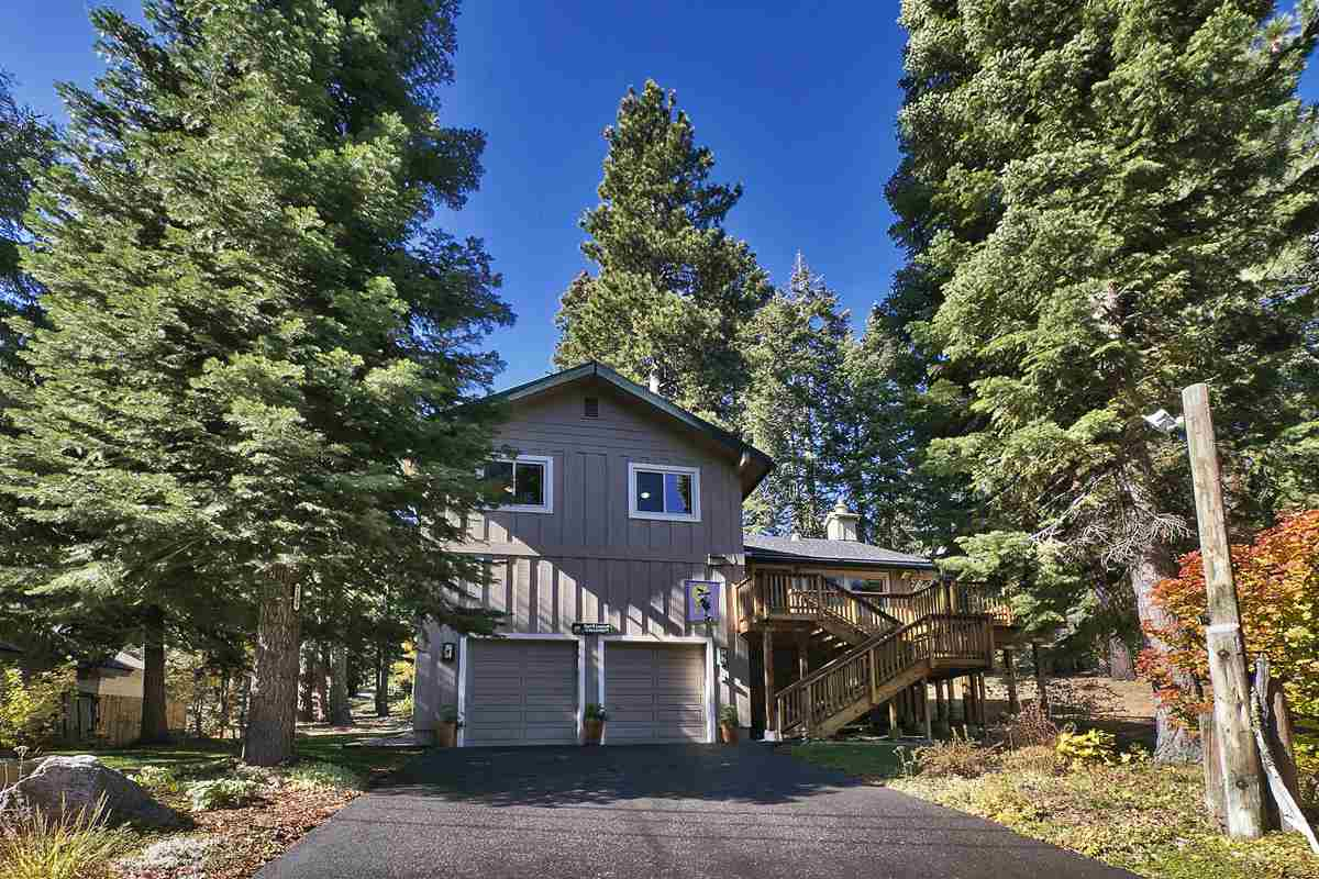 Single Family Home for Active at 7270 Timberwolf Drive Tahoma, California 96142 United States