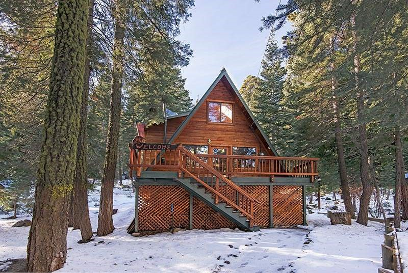 Single Family Home for Active at 2640 Cedar Lane Tahoe City, California 96145 United States