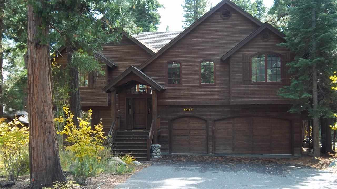 Single Family Home for Active at 6484 Wildwood Road Tahoe Vista, California 96148 United States