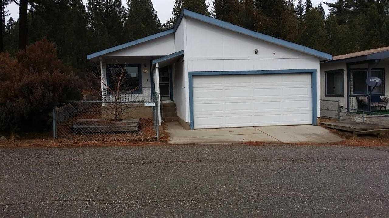 Casa Unifamiliar por un Venta en 115 Horseshoe Trail 115 Horseshoe Trail Portola, California 96122 Estados Unidos