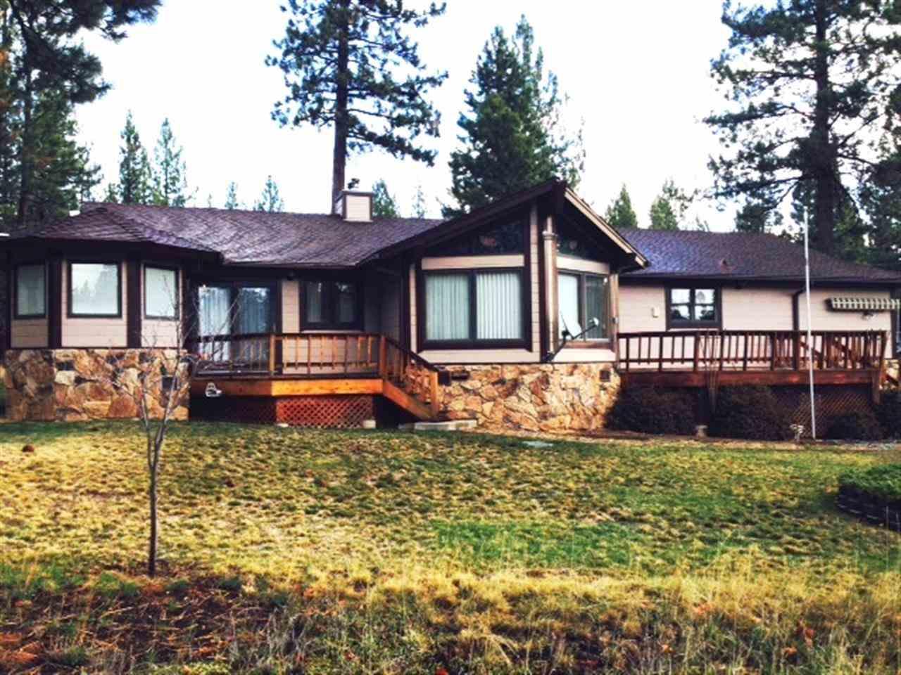 Single Family Home for Active at 955 Manzanita Street 955 Manzanita Street Portola, California 96122 United States