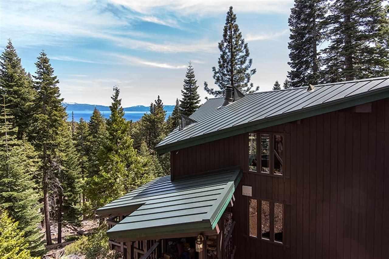 Casa Unifamiliar por un Venta en 1655 Tahoe Park Heights Drive 1655 Tahoe Park Heights Drive Tahoe City, California 96145 Estados Unidos