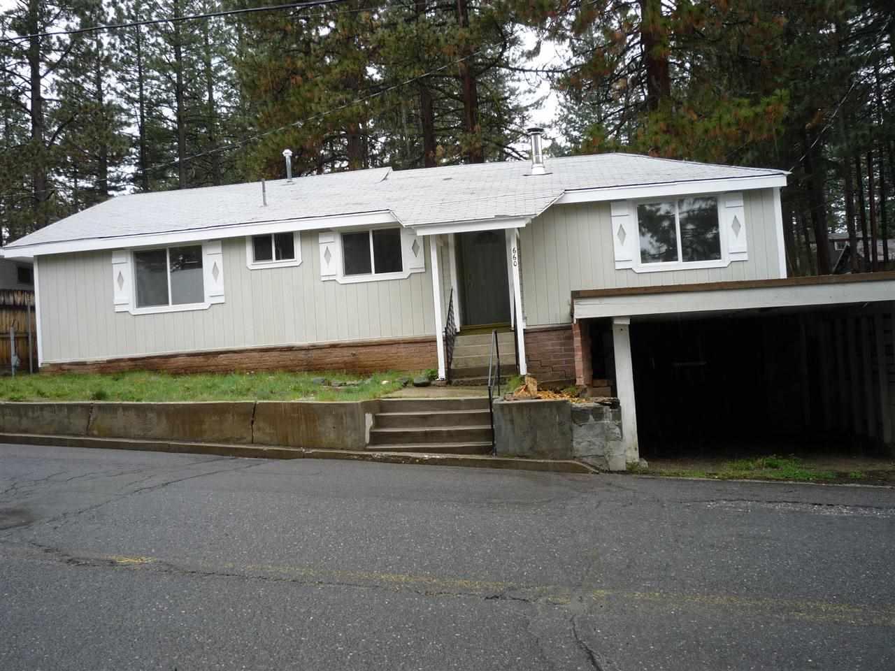 Casa Unifamiliar por un Venta en 660 Pacific Street 660 Pacific Street Portola, California 96122 Estados Unidos