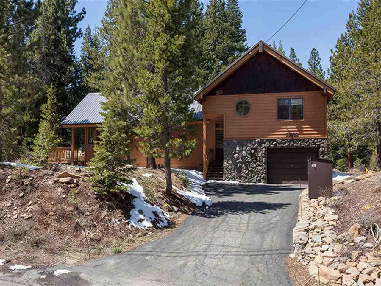 独户住宅 为 销售 在 14492 Tyrol Road 14492 Tyrol Road 特拉基, 加利福尼亚州 96161 美国