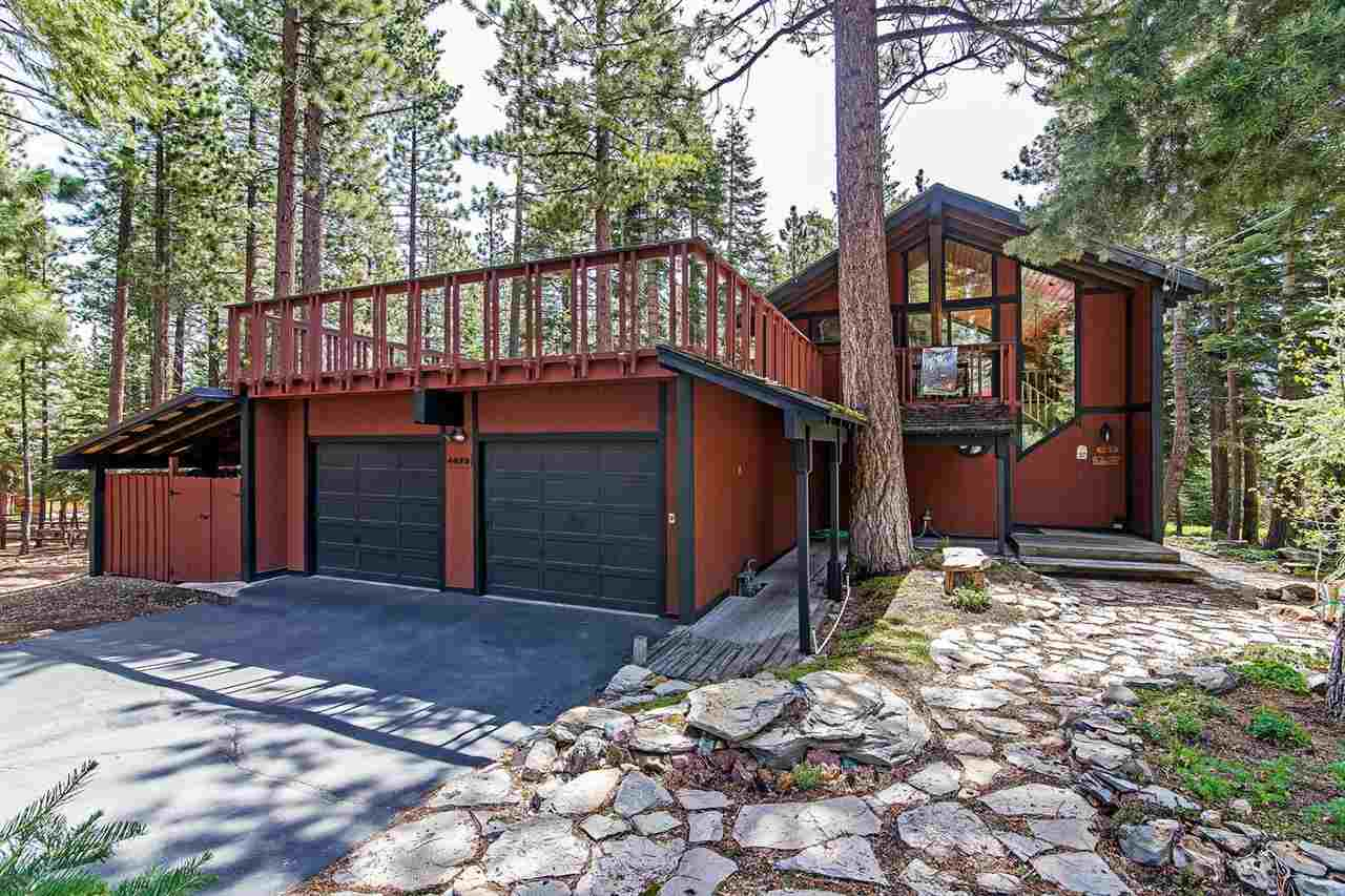 Single Family Home for Active at 4470 Piney Wood Road 4470 Piney Wood Road Carnelian Bay, California 96140 United States