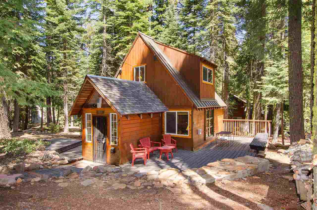 Single Family Home for Active at 2695 Cedar Lane 2695 Cedar Lane Tahoe City, California 96145 United States