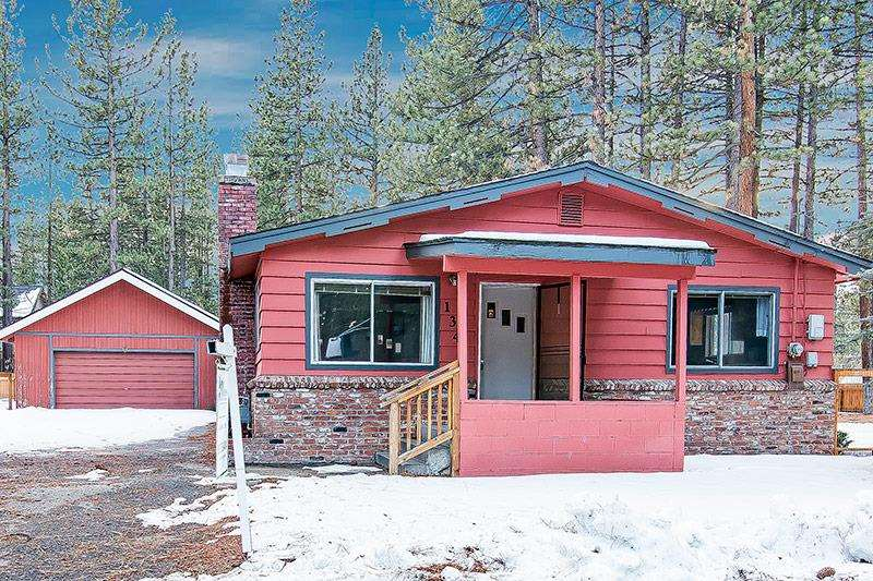 Single Family Home for Active at 1342 Susie Lake Drive South Lake Tahoe, California 96150 United States