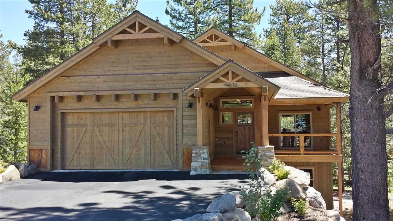 Single Family Home for Active at 14670 Northwoods Boulevard Truckee, California 96161 United States
