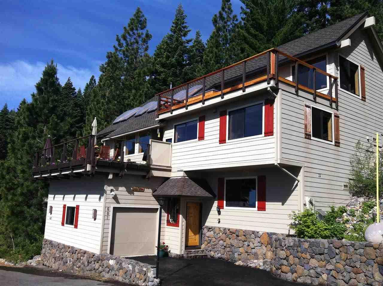 Additional photo for property listing at 602 Sunrise Avenue 602 Sunrise Avenue Tahoma, California 96142 United States