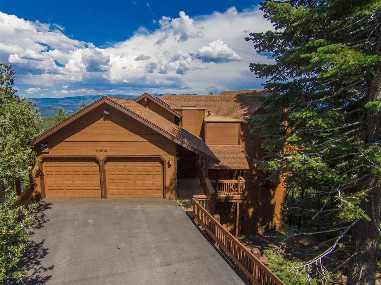 Single Family Home for Active at 12684 Muhlebach Way Truckee, California 96161 United States