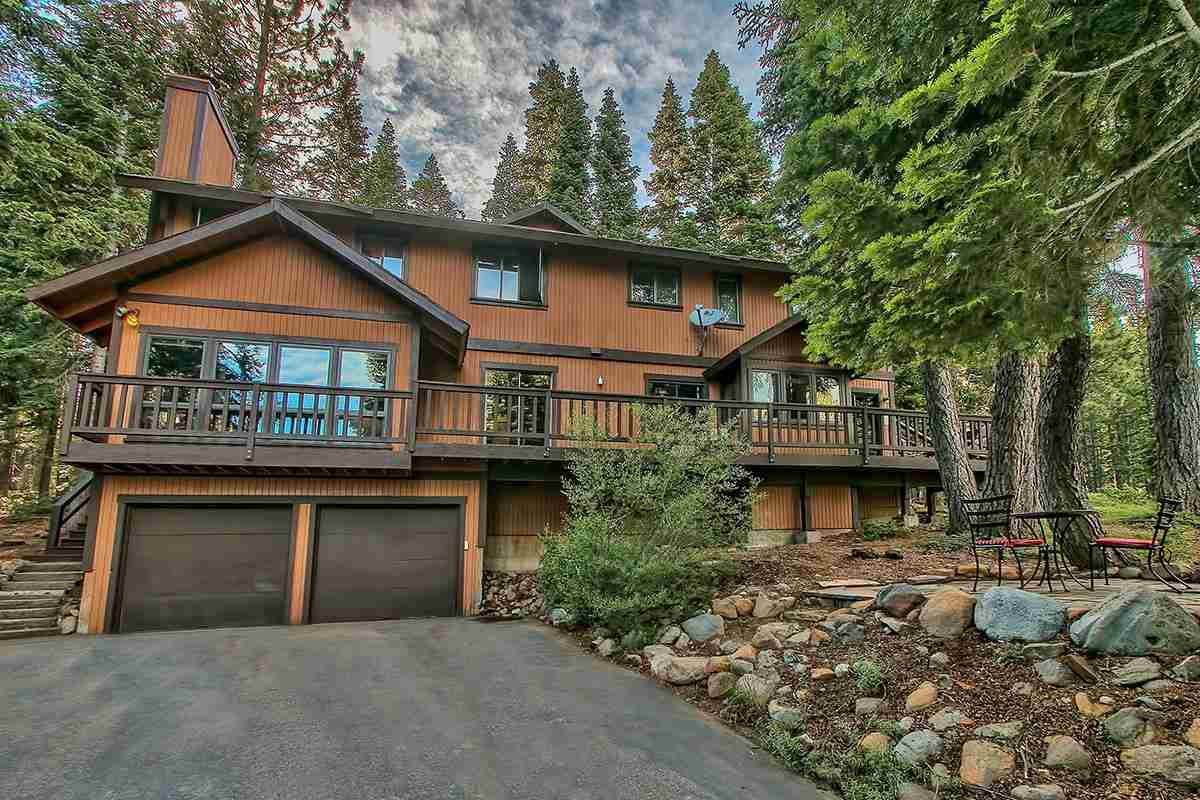 Single Family Home for Active at 453 John Cain Drive 453 John Cain Drive Tahoe City, California 96145 United States