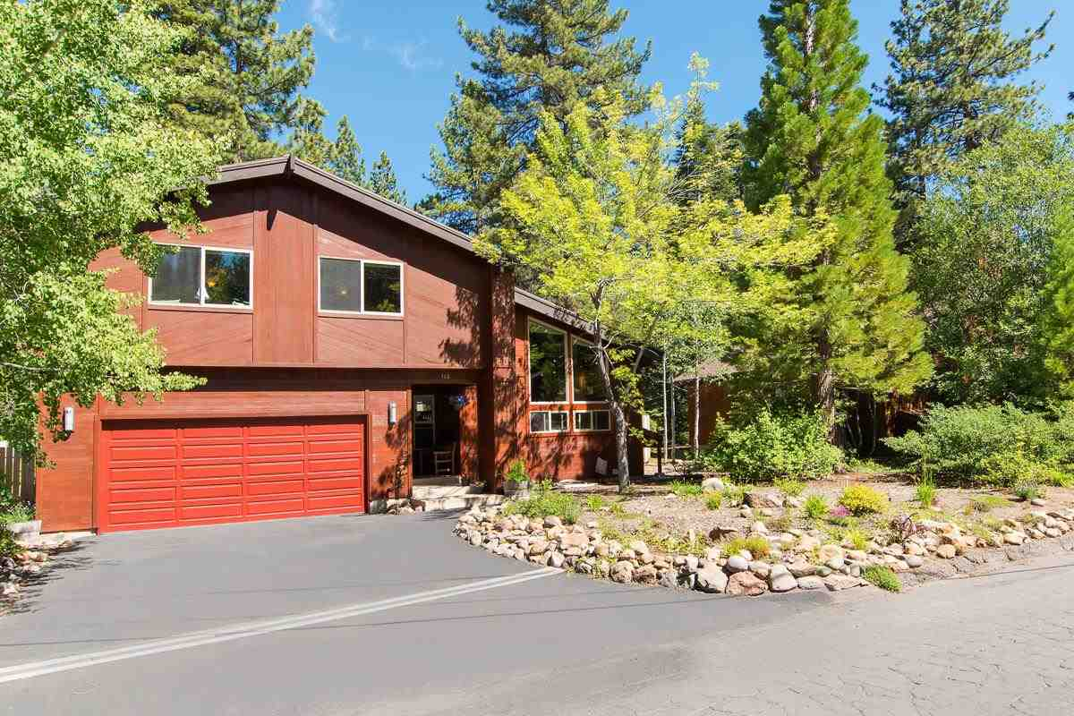 Single Family Home for Active at 160 Roundridge Road Tahoe City, California 96145 United States