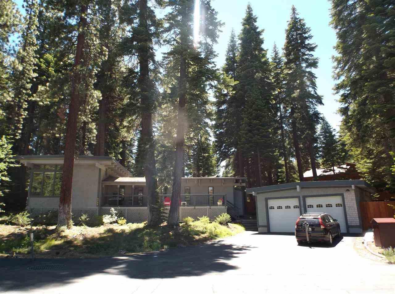 Casa Unifamiliar por un Venta en 5777 Uplands Road 5777 Uplands Road Agate Bay, California 96140 Estados Unidos