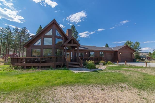 独户住宅 为 销售 在 395 Sierra Lane 395 Sierra Lane Floriston, 加利福尼亚州 96111 美国