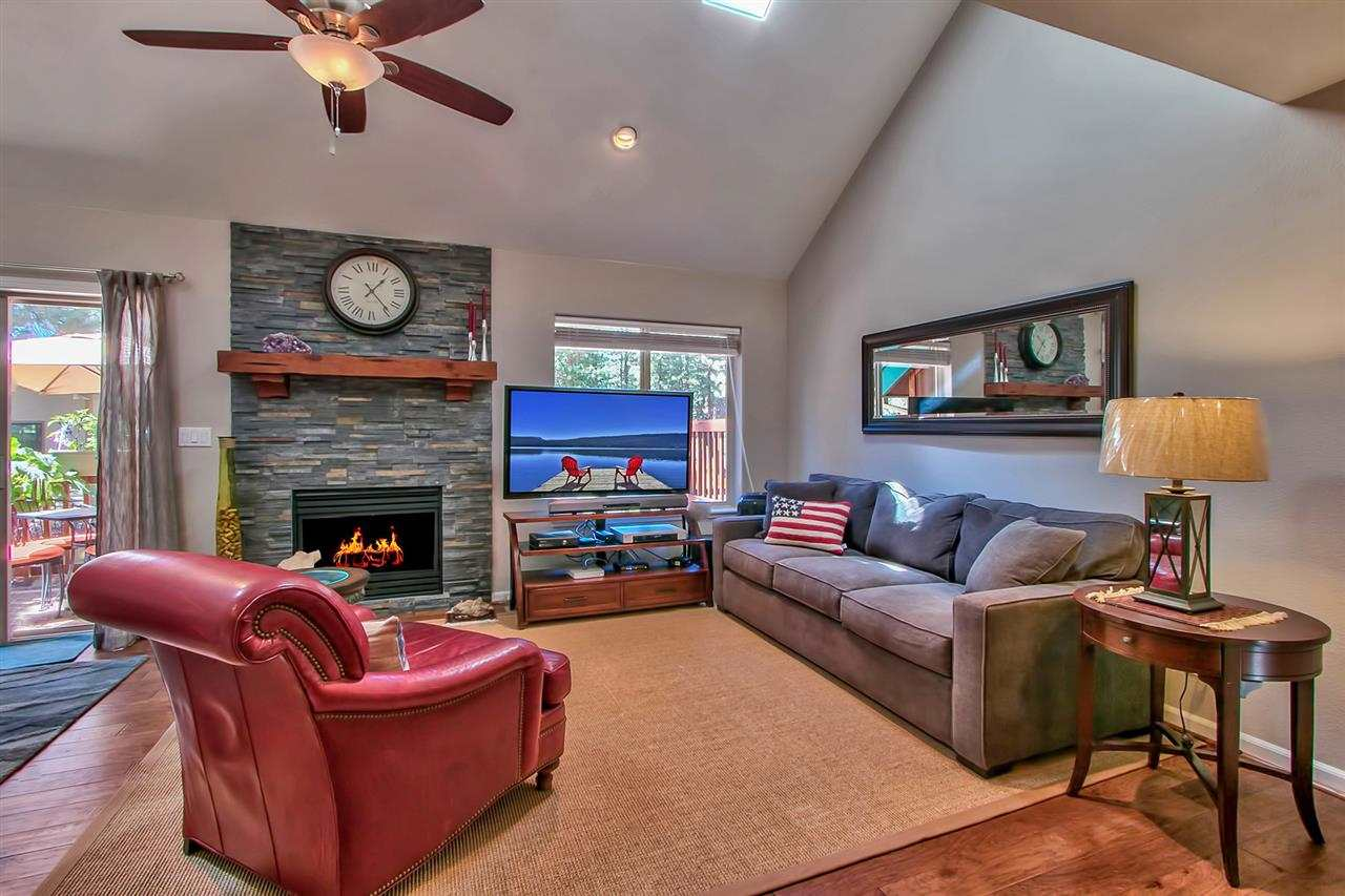 Condo / Townhouse for Active at 213 Lark Drive 213 Lark Drive Incline Village, Nevada 89451 United States