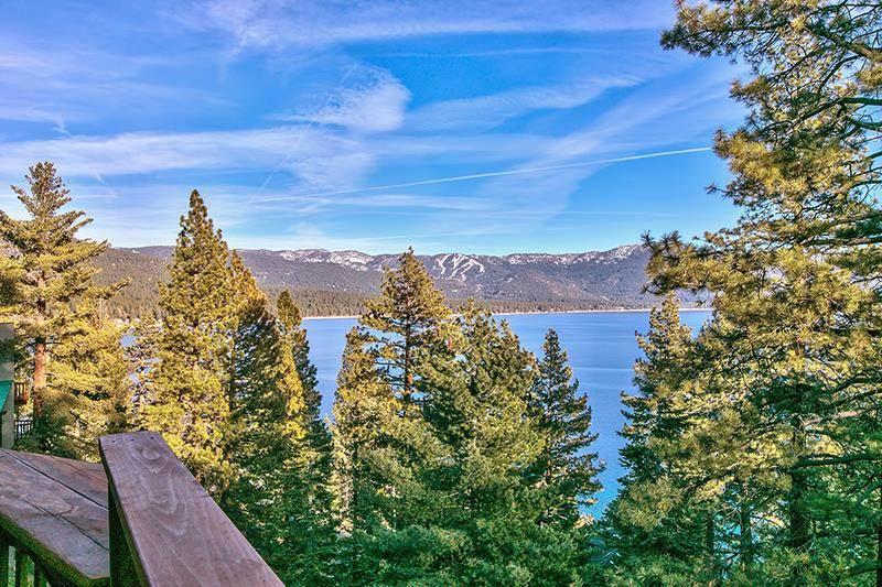 Casa Unifamiliar por un Venta en 360 Gonowabie Road Crystal Bay, Nevada 89402 Estados Unidos