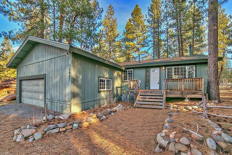 Single Family Home for Active at 16887 Glenshire Drive Truckee, California 96161 United States