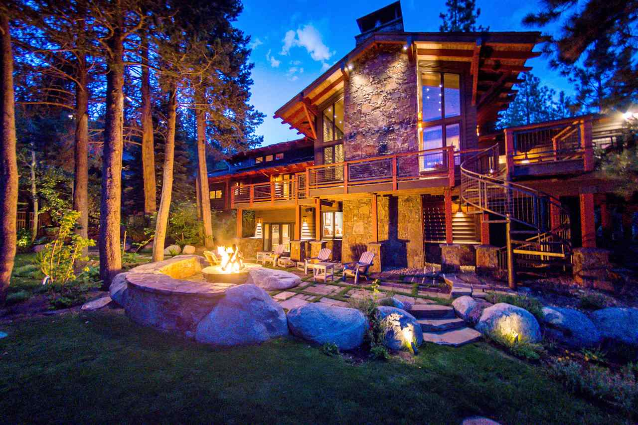 Single Family Home for Active at 91 Winding Creek Road Olympic Valley, California 96146 United States
