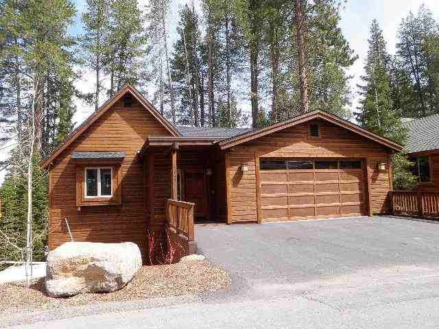 Casa Unifamiliar por un Venta en 10625 Winter Creek Loop 10625 Winter Creek Loop Truckee, California 96161 Estados Unidos