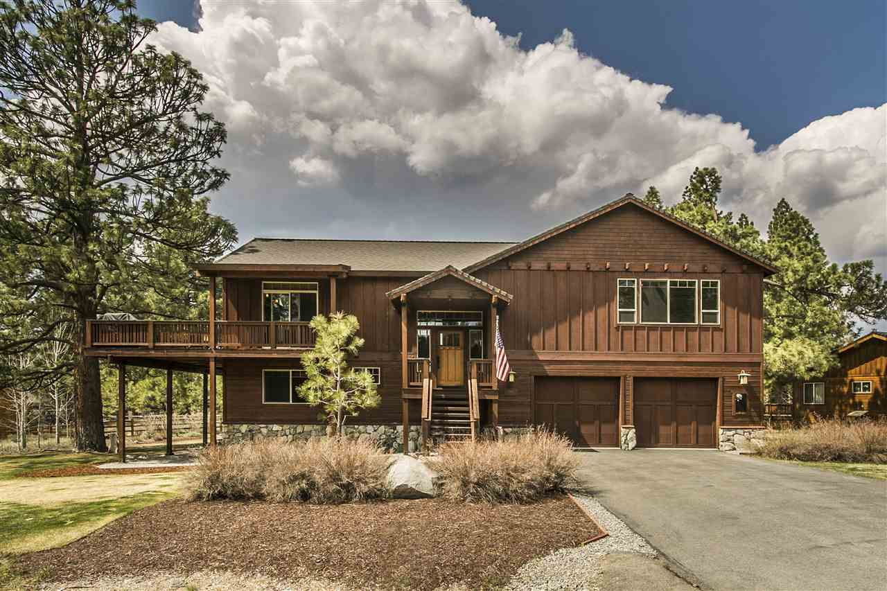 Single Family Home for Active at 15606 Sudsbury Circle Truckee, California 96161 United States
