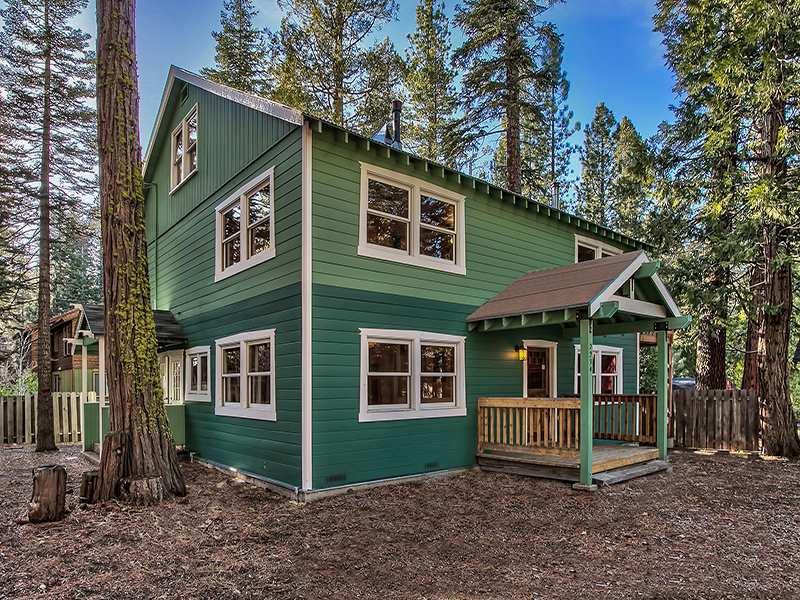 独户住宅 为 销售 在 7234 6th Avenue 7234 6th Avenue Tahoma, 加利福尼亚州 96142 美国