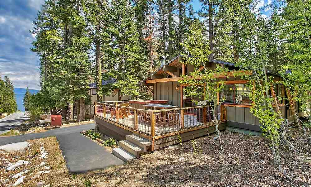 Single Family Home for Active at 385 Elizabeth Drive 385 Elizabeth Drive Tahoe City, California 96145 United States