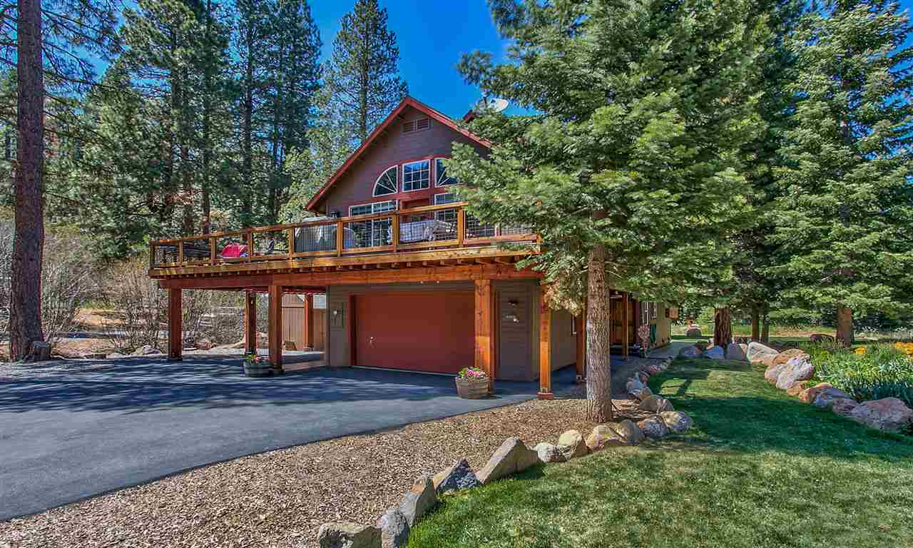 Single Family Home for Active at 11216 Tamarack Way 11216 Tamarack Way Truckee, California 96161 United States