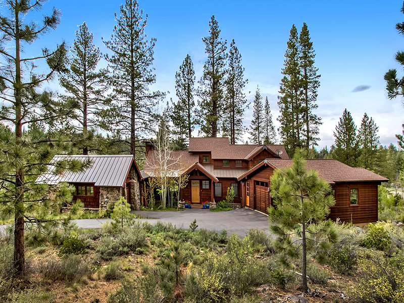 Single Family Home for Active at 13209 Snowshoe Thompson 13209 Snowshoe Thompson Truckee, California 96161 United States