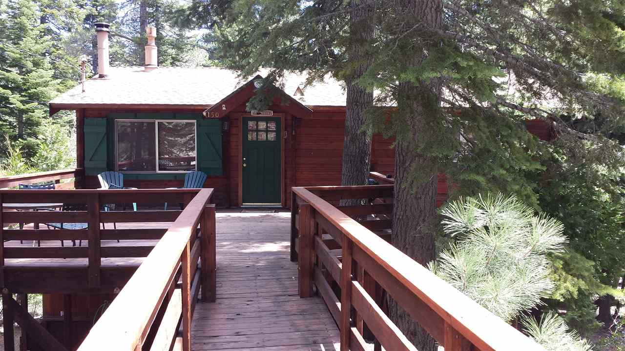 Additional photo for property listing at 150 Talmont Circle  Tahoe City, California 96145 Estados Unidos