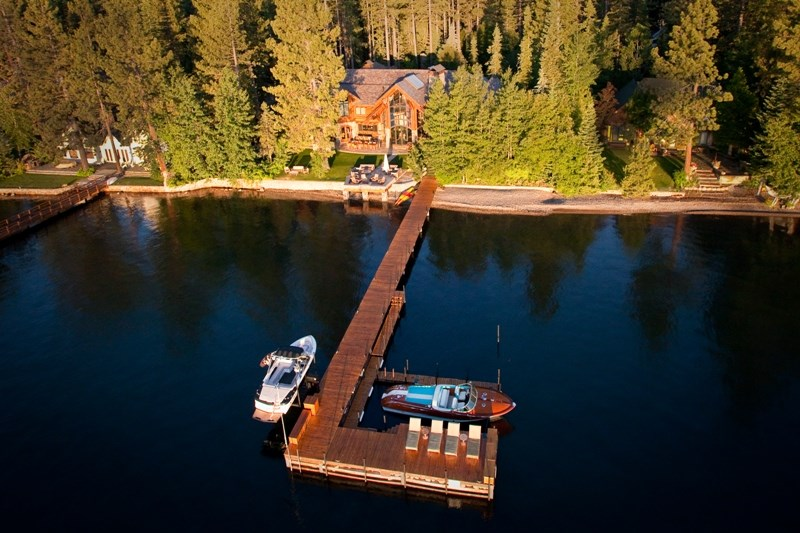 Single Family Home for Active at 1970 West Lake Boulevard Tahoe City, California 96145 United States