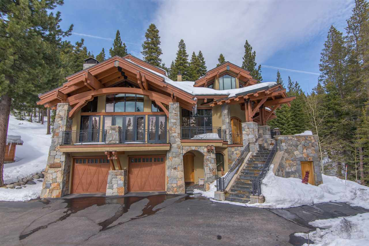 Single Family Home for Active at 522 Hidden Lake Court Olympic Valley, California 96146 United States