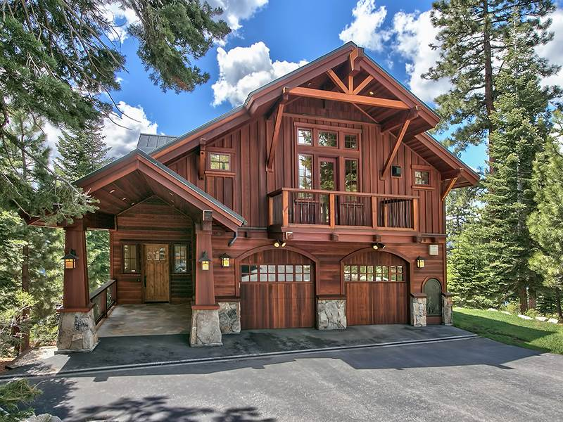 Single Family Home for Active at 12096 Skislope Way Truckee, California 96161 United States