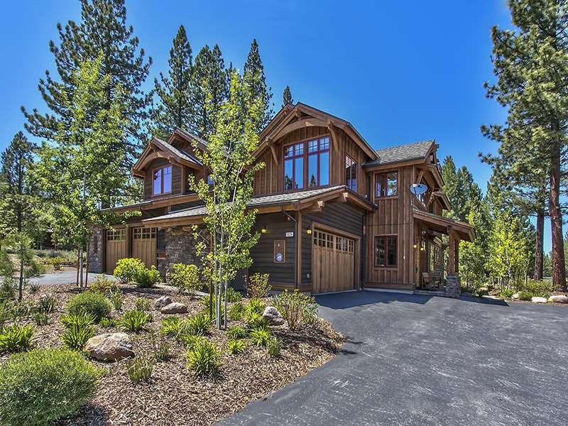 Condominio/ Casa de pueblo por un Venta en 10256 Valmont Trail 10256 Valmont Trail Truckee, California 96161 Estados Unidos
