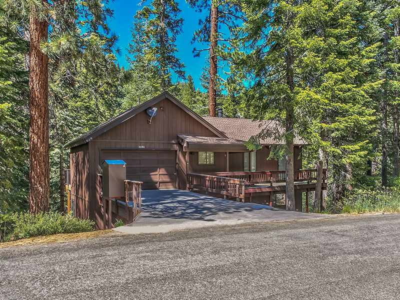 Single Family Home for Active at 1194 Regency Way Tahoe Vista, California 96148 United States