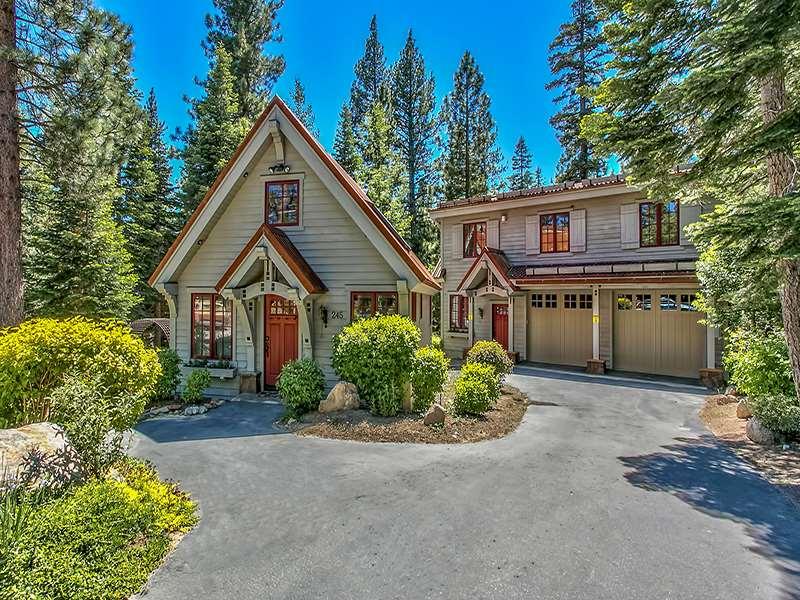 Casa Unifamiliar por un Venta en 245 Old County Road Carnelian Bay, California 96141 Estados Unidos