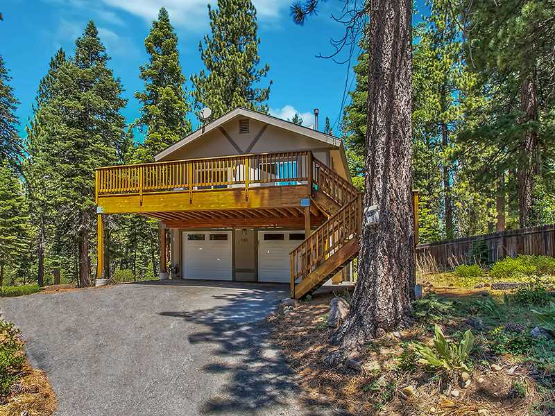 Single Family Home for Active at 3165 Panorama Drive Tahoe City, California 96145 United States