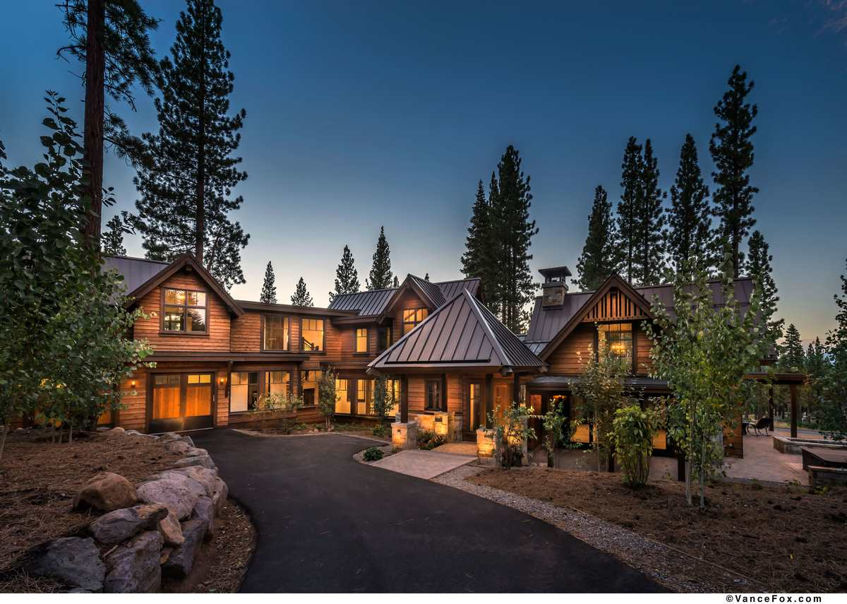 Martis camp real estate martis camp homes for sale for Lake tahoe architecture firms