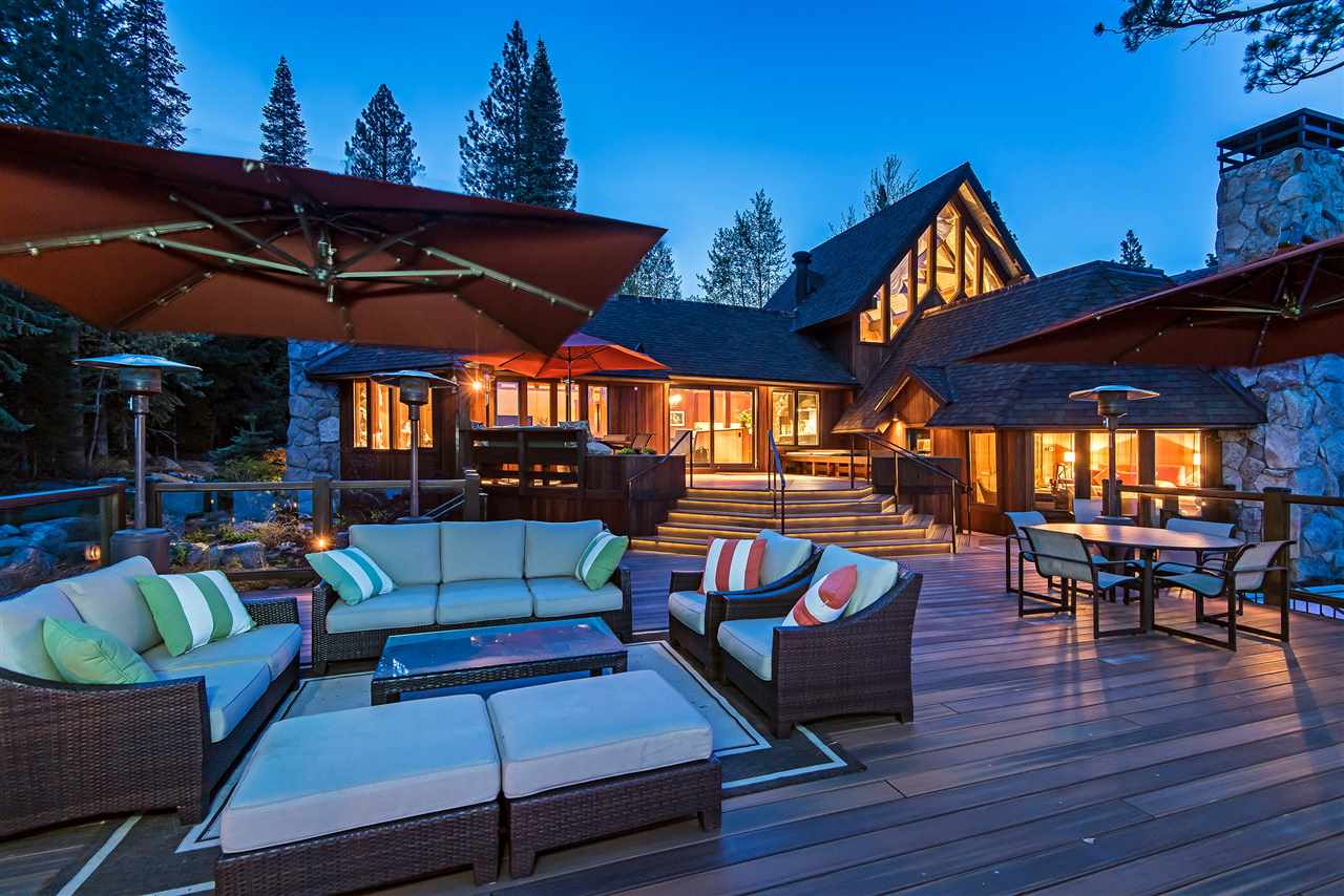 Single Family Home for Active at 1830 North Lake Boulevard Tahoe City, California 96145 United States