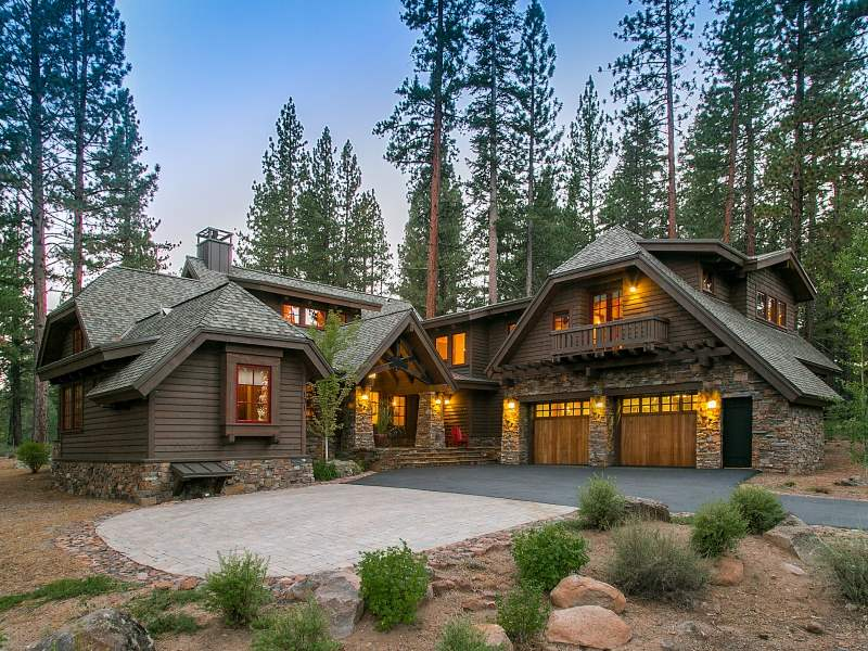 Single Family Home for Active at 131 James Reed Truckee, California 96161 United States