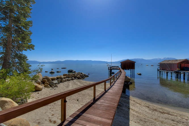 Additional photo for property listing at 8645 Beach Lane Tahoma, California 96142 United States